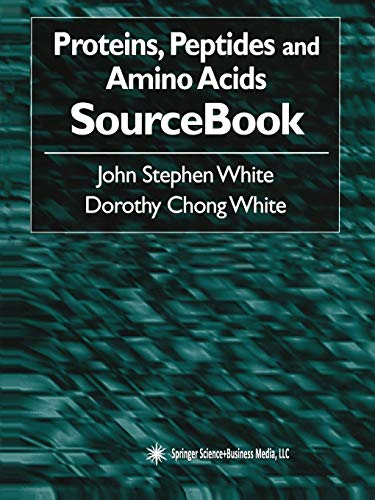 9781468496796: Proteins, Peptides and Amino Acids SourceBook