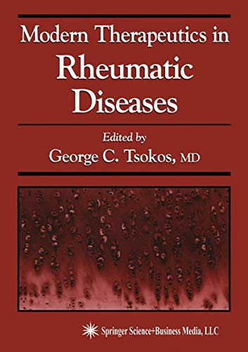 9781468497083: Modern Therapeutics in Rheumatic Diseases