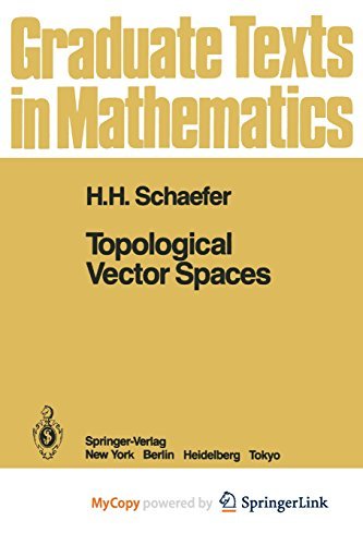 9781468499292: Topological Vector Spaces