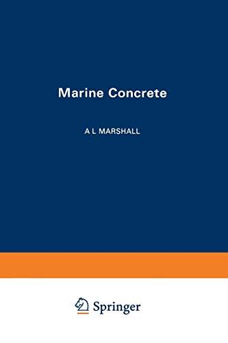 9781468499681: Marine Concrete