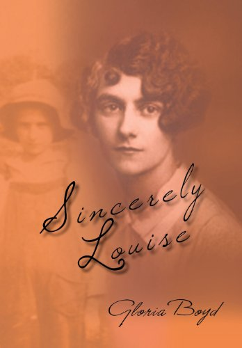 Sincerely Louise: Gloria Boyd