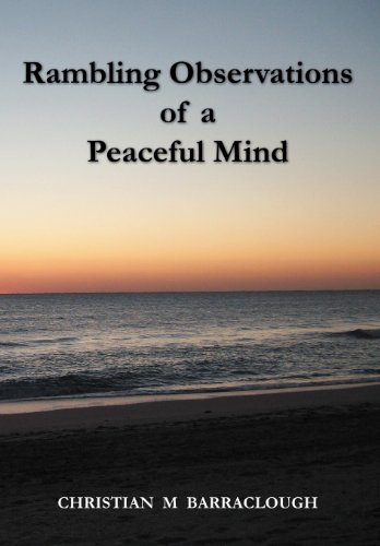 9781468532807: Rambling Observations of a Peaceful Mind