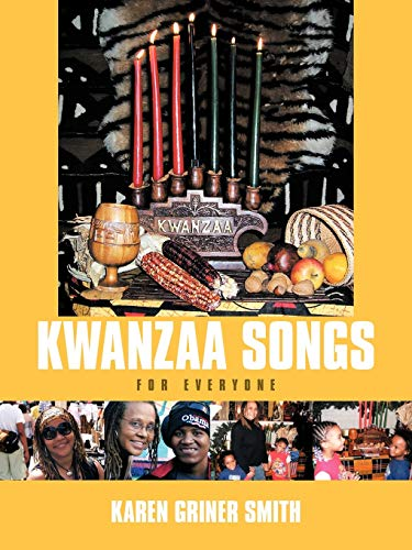 9781468541403: Kwanzaa Songs For Everyone