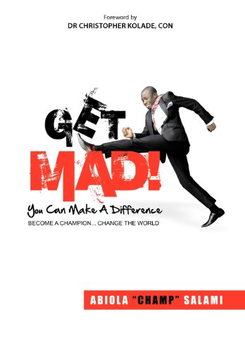 9781468554557: Get Mad! (You Can Make a Difference)