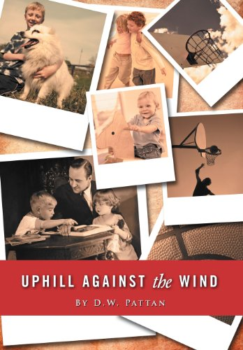 9781468557800: Uphill Against the Wind