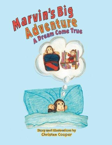 9781468572285: Marvin's Big Adventure: A Dream Come True