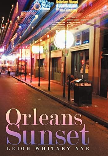 9781468595796: Orleans Sunset