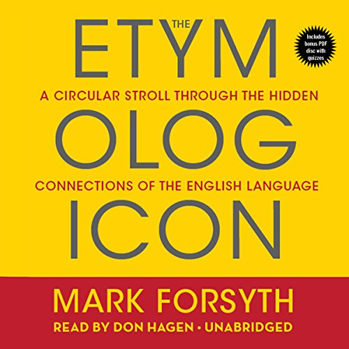 9781469059402: The Etymologicon: A Circular Stroll Through the Hidden Connections of the English Language: Includes PDF Disc: Library Edition