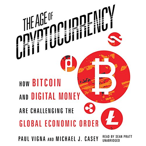 cryptocurrency the future of money book paul vigna