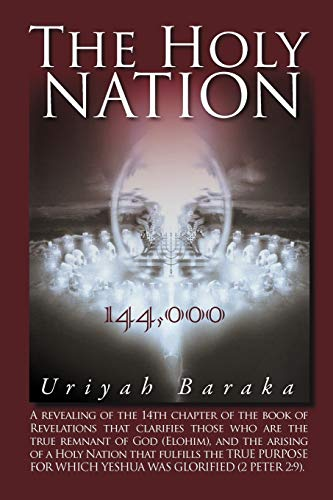9781469134932: The Holy Nation: 144,000