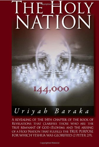 9781469134949: The Holy Nation: 144,000