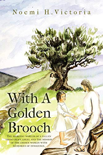 9781469134970: With a Golden Brooch: Con Broche de Oro