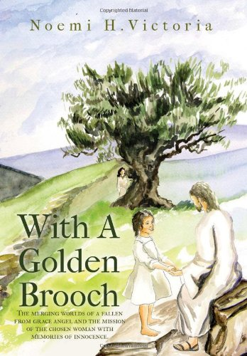 9781469134987: With a Golden Brooch: Con Broche de Oro