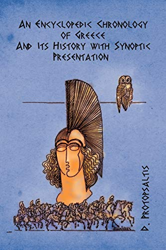9781469139999: An Encyclopedic Chronology of Greece and Its History