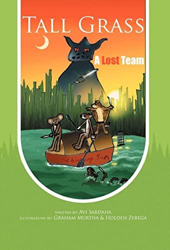 9781469145617: Tall Grass: A Lost Team