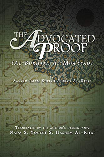 The Advocated Proof: Nada S. Al-Rifai