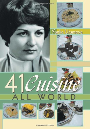 9781469155500: 41 Cuisine All World
