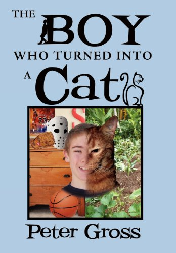9781469159775: The Boy Who Turned Into a Cat