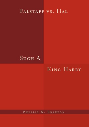 9781469169002: Such A King Harry: Falstaff vs. Hal