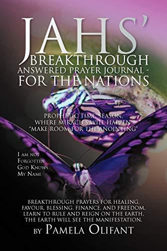 9781469183701: Jah's Breakthrough Prayer Journal For the Nations