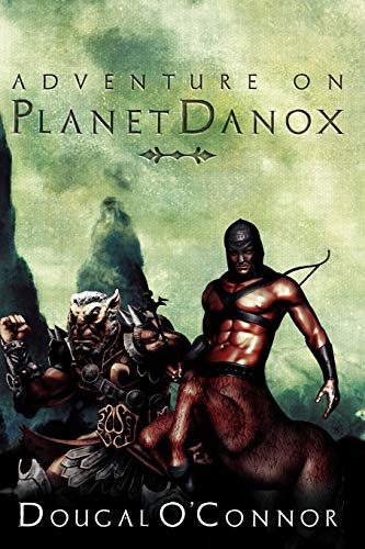 9781469193496: Adventure on Planet Danox