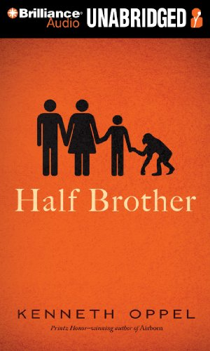 9781469205755: Half Brother (Brillianceaudio on Compact Disc)