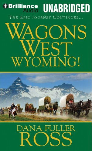 9781469207322: Wagons West Wyoming! (Wagons West Series)