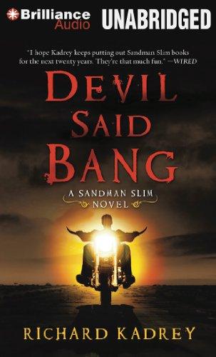 9781469207940: Devil Said Bang (Sandman Slim Series)