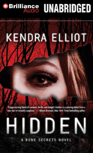 9781469208541: Hidden (A Bone Secrets Novel)