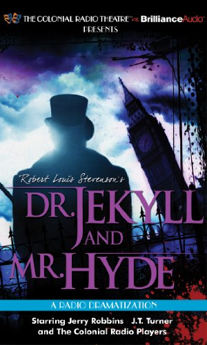 9781469208633: Robert Louis Stevenson's Dr. Jekyll and Mr. Hyde (Colonial Radio Theatre on the Air)