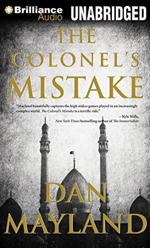 The Colonel's Mistake (Mark Sava): Mayland, Dan