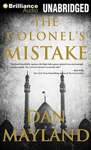 9781469209524: The Colonel's Mistake (A Mark Sava Thriller)
