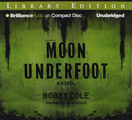 9781469210018 Moon Underfoot Jake Crosby Thrillers
