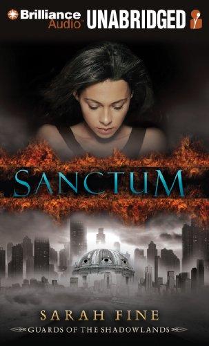 Sanctum (Guards of the Shadowlands): Fine, Sarah