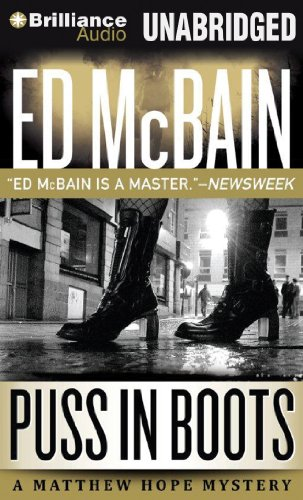 Puss in Boots (Matthew Hope Series) (1469213486) by Ed McBain