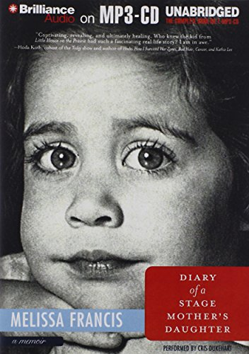 9781469219592: Diary of a Stage Mother's Daughter
