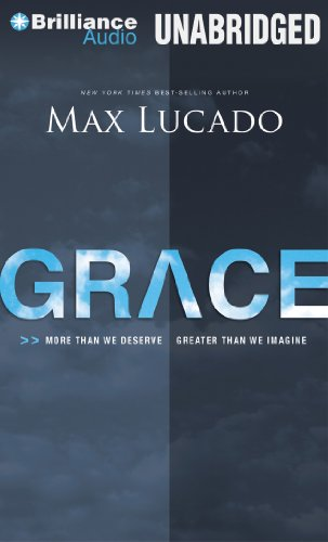 9781469225579: Grace: More Than We Deserve, Greater Than We Imagine