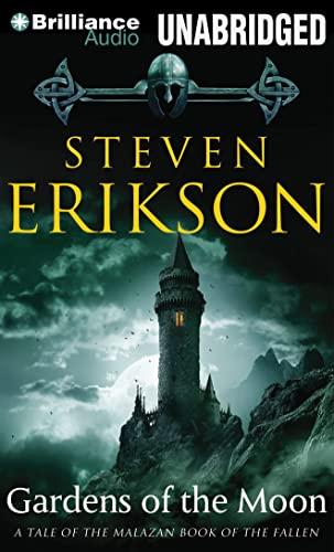 Gardens of the Moon (Malazan Book of the Fallen Series): Erikson, Steven