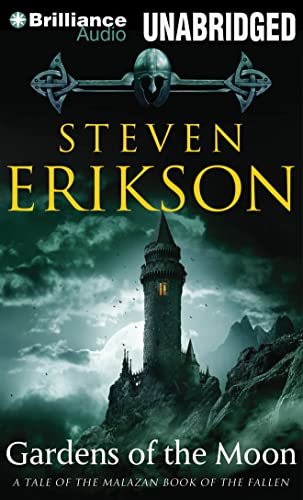 Gardens of the Moon (Malazan Book of the Fallen Series) (1469225727) by Erikson, Steven
