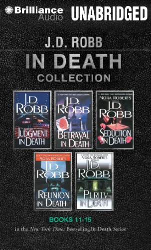 J. D. Robb In Death Collection Books: Robb, J. D.