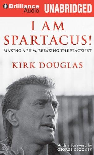 9781469227269: I Am Spartacus!: Making a Film, Breaking the Blacklist