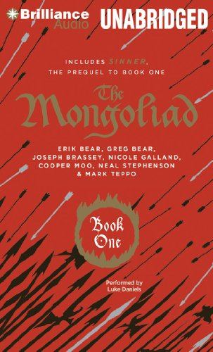 The Mongoliad: Book One Collector's Edition (The Mongoliad Cycle) (9781469227634) by Neal Stephenson; Erik Bear; Greg Bear; Joseph Brassey; E. D. deBirmingham; Cooper Moo; Mark Teppo; Mike Grell