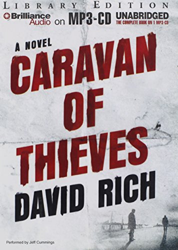 9781469228686: Caravan of Thieves (Lieutenant Rollie Waters)
