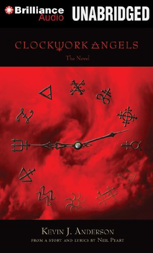 9781469228921: Clockwork Angels: The Novel