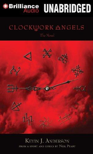 9781469228945: Clockwork Angels: The Novel