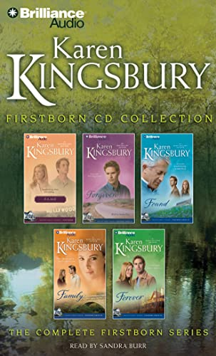 Karen Kingsbury Firstborn Collection: Fame, Forgiven, Found, Family, Forever: Kingsbury, Karen