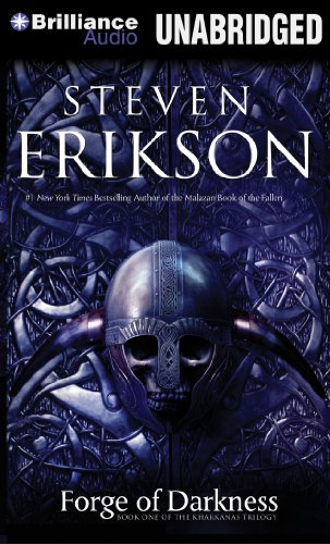 Forge of Darkness (Kharkanas Trilogy) (1469230429) by Erikson, Steven