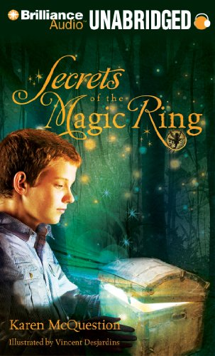 Secrets of the Magic Ring: McQuestion, Karen