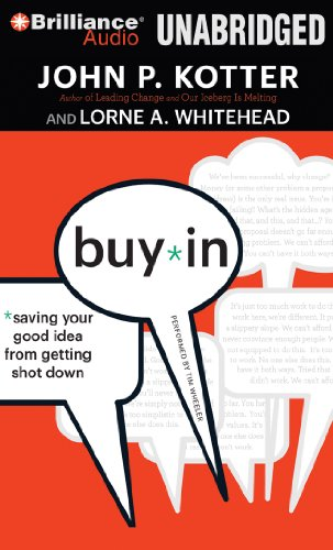 9781469231754: Buy-In: Saving Your Good Idea from Getting Shot Down