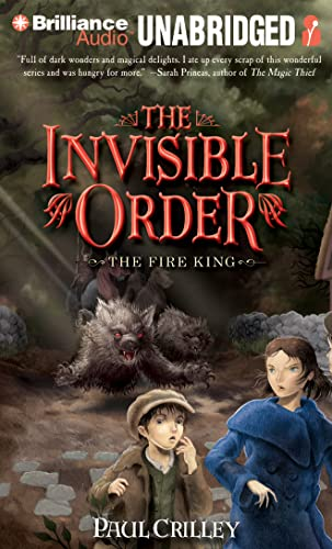 9781469232270: The Fire King (The Invisible Order)